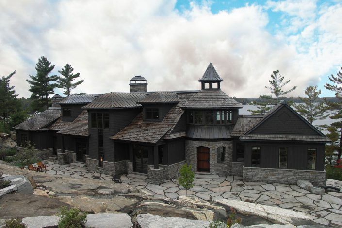 Lake Rosseau Estate